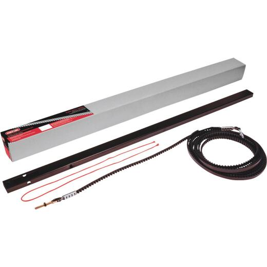 Genie 8 Ft. Belt Drive Garage Door Tube Rail Extension Kit