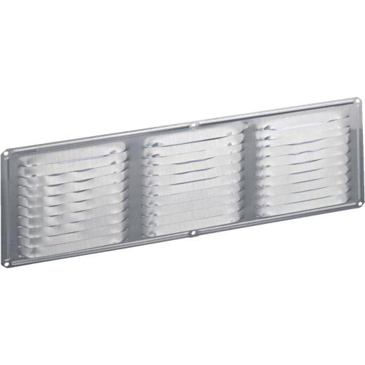 Air Vent 16 In. W. x 6 In. L. Mill Under Eave Vent