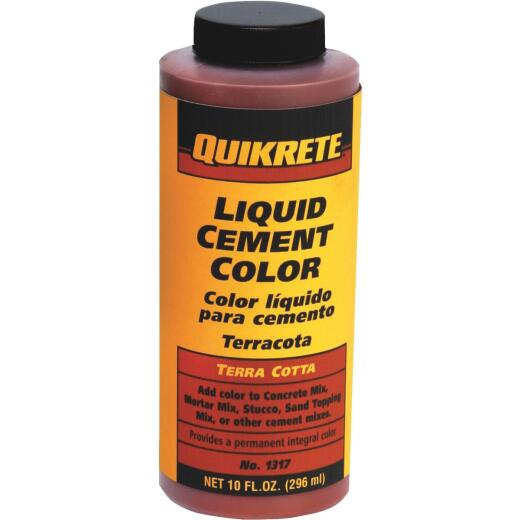 Quikrete Terra Cotta 10 Oz Liquid Cement Color