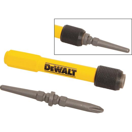 DeWalt Assorted 3-1/2 In. Precision-Milled Steel Nail Set