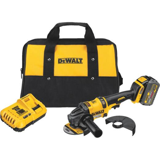 DeWalt Flexvolt 60-Volt MAX Lithium-Ion 4-1/2 In. Cordless Cut-Off Tool with Kickback Brake Kit