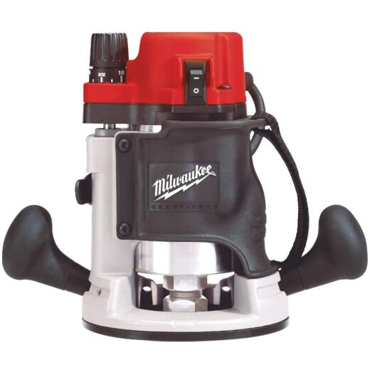 Milwaukee 11.0A 24,000 rpm Router Kit