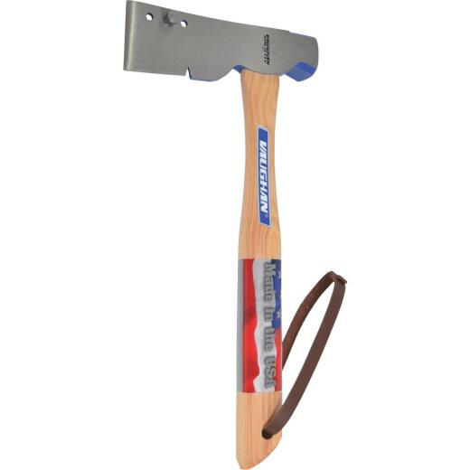 Vaughan 14 Oz. Shingling Hatchet with Hickory Handle