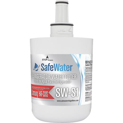 Safe Water S1 Samsung Icemaker & Refrigerator Water Filter Cartridge