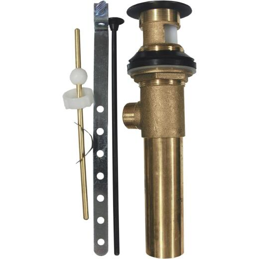 Lasco 1-1/4 In. Oil-Rubbed Bronze Brass Pop-Up Assembly