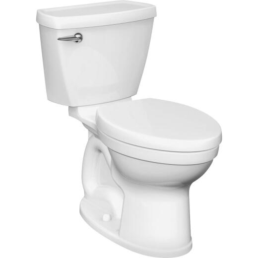American Standard Champion 4 MAX Right Height White Round Bowl 1.28 GPF Toilet
