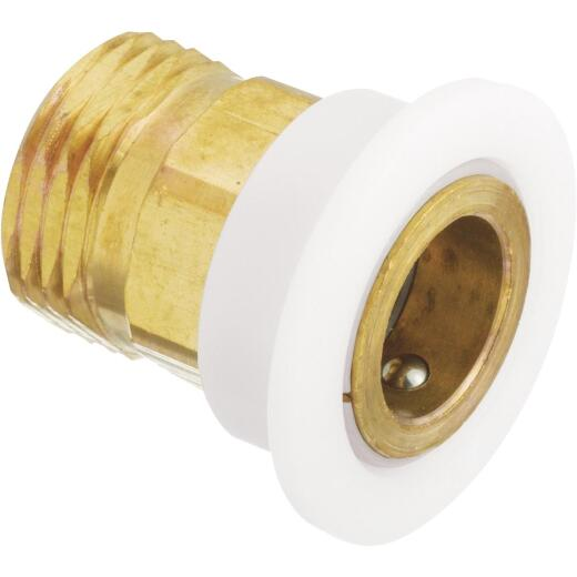 """Do it 3/4"""" Male Snap On Hose Coupling Faucet Adapter"""