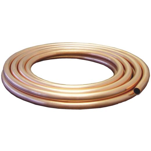Mueller Streamline 1/4 In. OD x 20 Ft. Utility Grade Copper Tubing