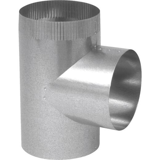 Imperial 26 Ga. 3 In. Straight Galvanized Tee