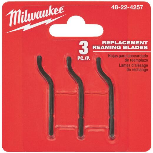 Milwaukee Reamer Replacement Blade (3-Pack)
