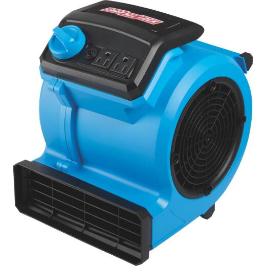 Channellock 3-Speed 3-Position 550 CFM Air Mover Blower Fan