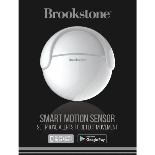 Brookstone Indoor White Smart Motion Sensor