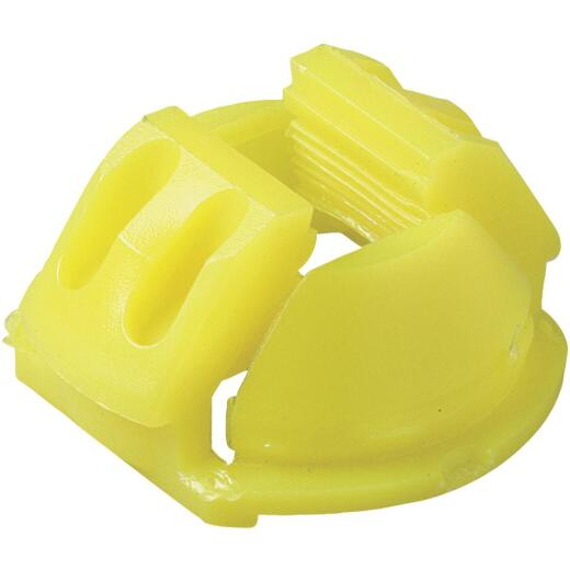 Halex Plastic Hit Lock Box Connector