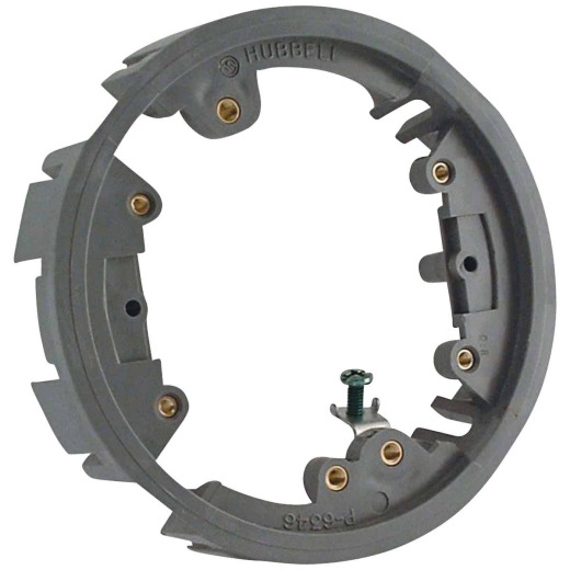 Raco PVC Gray Floor Box Adapter Ring