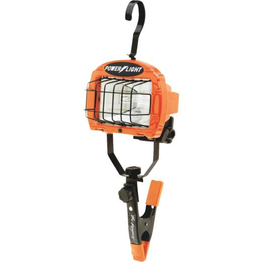 Designers Edge 250W Halogen Trouble Light with 5 Ft. Power Cord