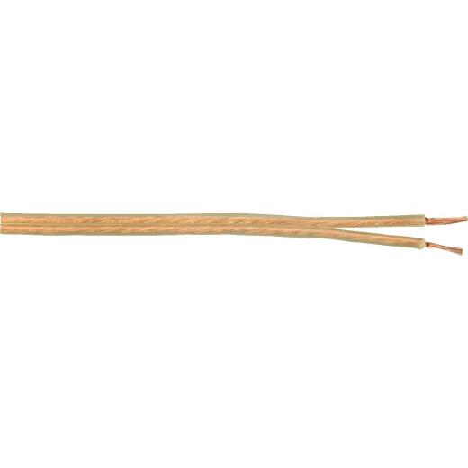 Coleman Cable 250 Ft. 18/2 Gold Lamp Cord