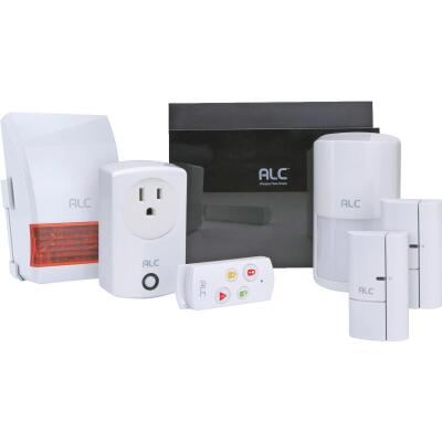 ALC Wireless Connect Plus Indoor White Motion Activated Security System