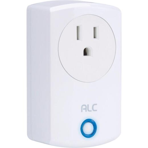 ALC Wireless Connect Plus Indoor White Security System Power Switch
