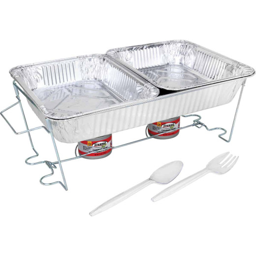 Sterno Buffet Kit - Full-Sized Pan