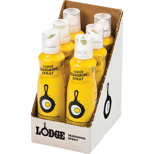 Lodge 8 Oz. Cast Iron Seasoning Cooking Spray