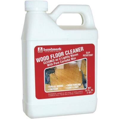 Lundmark 32 Oz. Wood Floor Cleaner