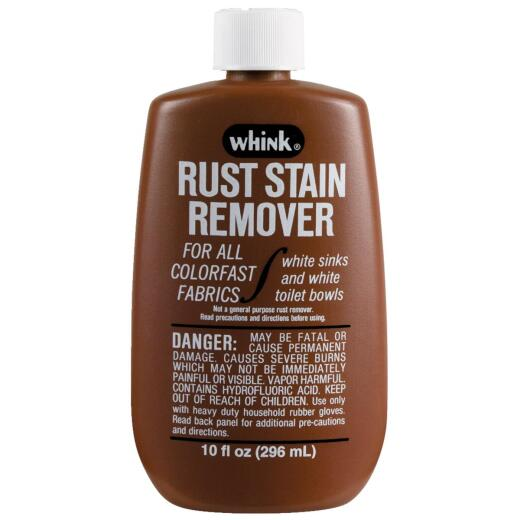 Whink 10 Oz. Colorfast Rust Stain Remover