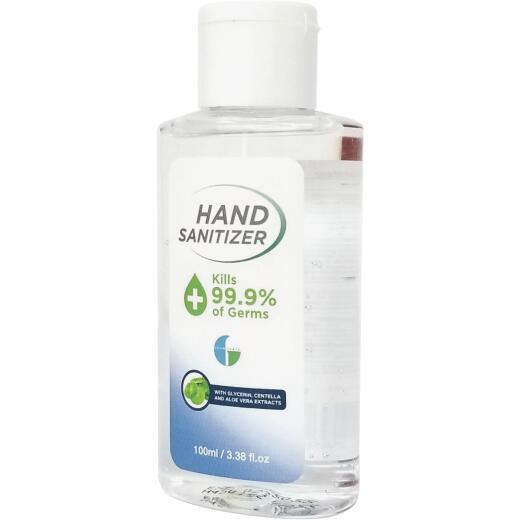 Hand Sanitizer  3.38 fl.oz (100ml)