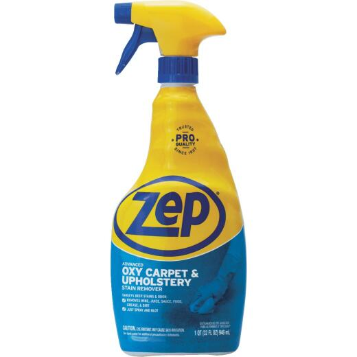 Zep Commercial 32 Oz. Oxy Upholstery And Carpet Cleaner