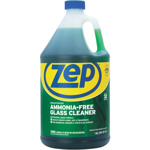 Zep Commercial 1 Gal. Ammonia-Free Glass Cleaner Concentrate