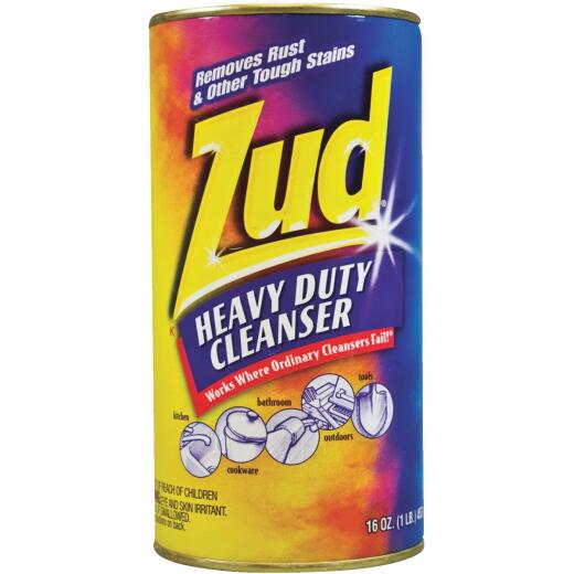 Zud 16 Oz. Heavy-Duty Rust Remover Cleanser