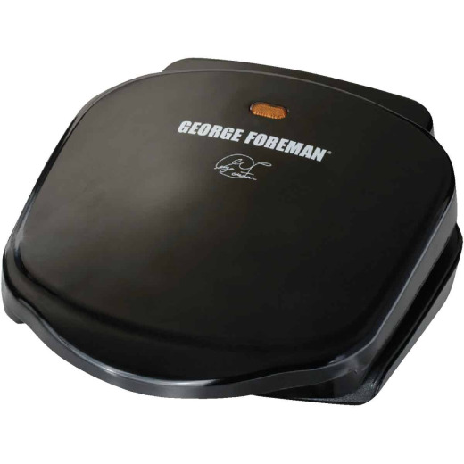George Foreman 36 Sq. In. 2-Serving Electric Grill