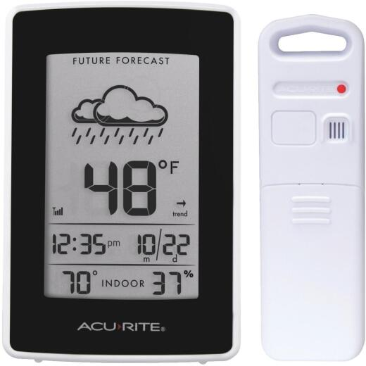 Acurite Weather Station with Forecast, Temperature, & Humidity