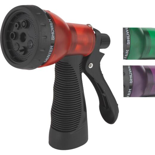Best Garden Poly Translucent 7-Pattern Nozzle, Assorted Colors