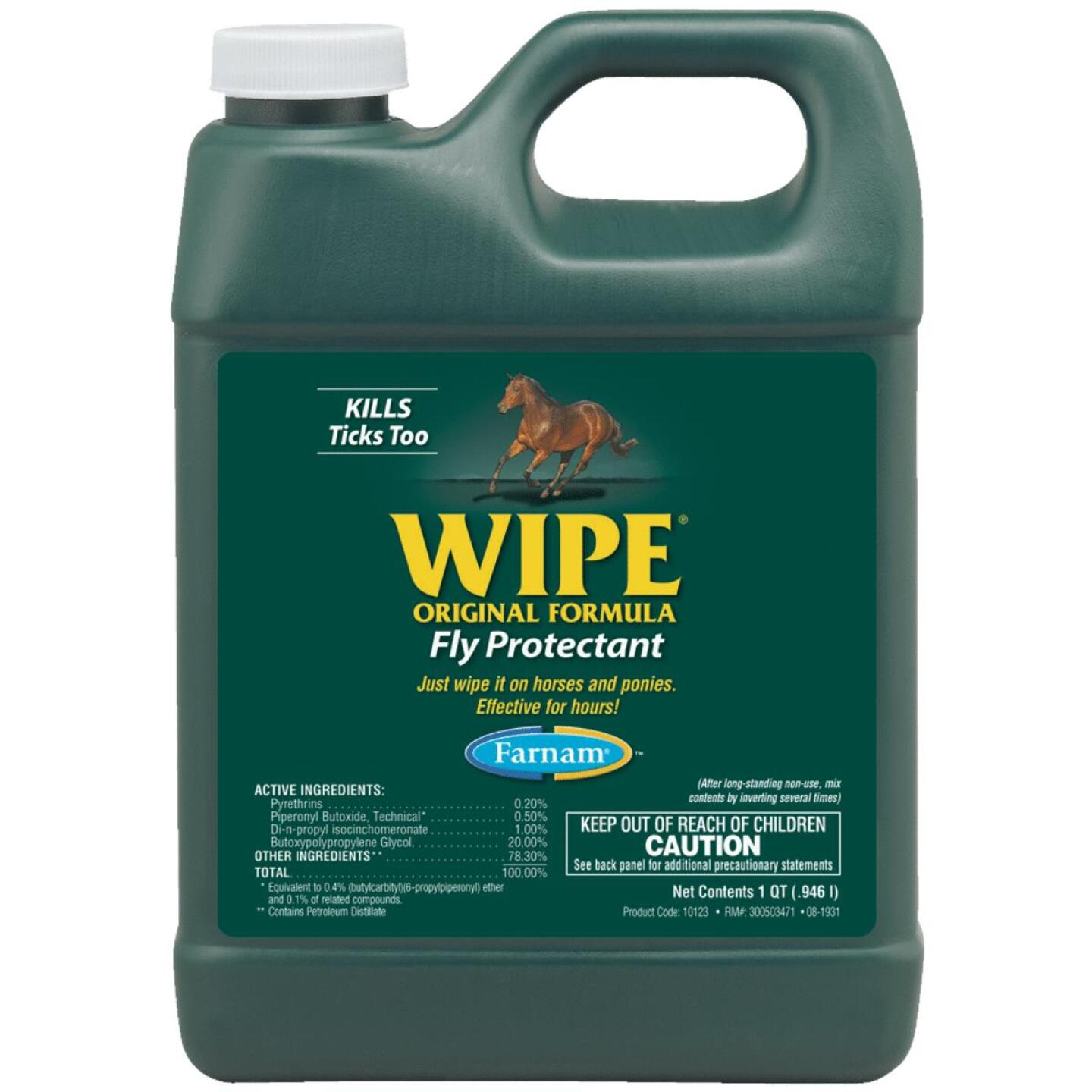 Farnam Wipe 32 Oz. Ready To Use Fly Spray Protectant Image 1