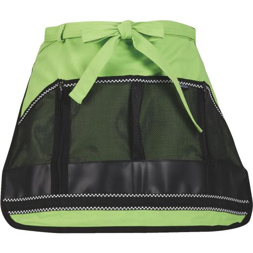 Dramm ColorWear Spring Green Cotton Garden Apron