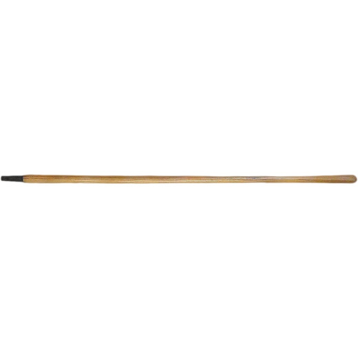 Truper 54 In. L x 1.25 In. Dia. Wood Hoe/Hook Replacement Handle