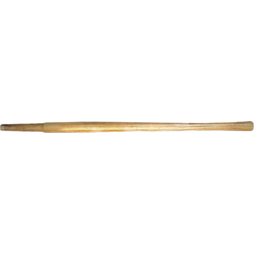 Truper 48 In. L x 1-1/2 In. Dia. Wood Hollowback Shovel Replacement Handle