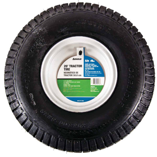 Arnold 20 In. x 8 In. - 8 In. Tractor Wheel