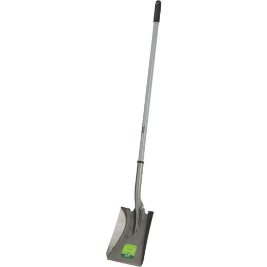 Best Garden 46 In. Fiberglass Handle Square Point Shovel