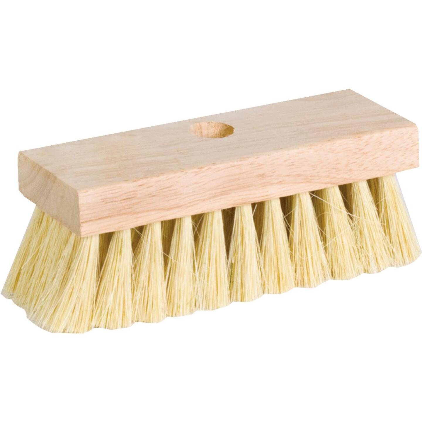 DQB Erie Roof 7 In. x 2 In. Tapered Handle Roof Brush Image 1
