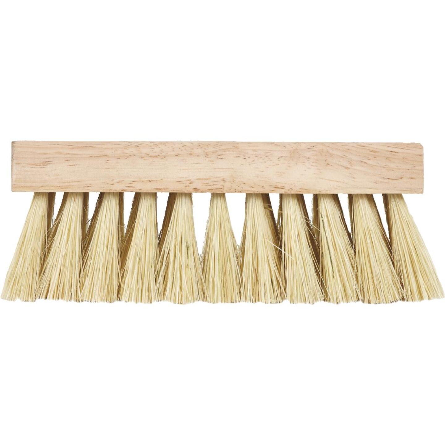 DQB Erie Roof 7 In. x 2 In. Tapered Handle Roof Brush Image 2