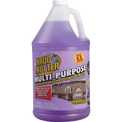 Krud Kutter 1 Gal. Multi-Purpose Pressure Washer Concentrate Cleaner