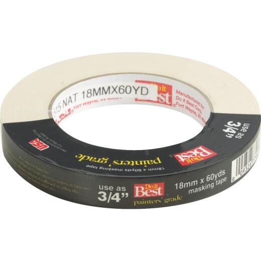 Do it Best 0.70 In. x 60 Yd. Painters Grade Masking Tape