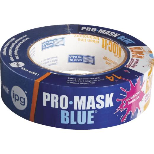 IPG ProMask Blue 1.41 In. x 60 Yd. Bloc-It Masking Tape
