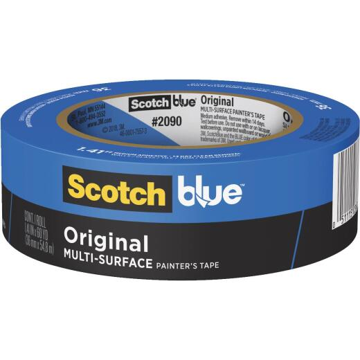 3M Scotch Blue 1.41 In. x 60 Yd. Original Painter's Tape