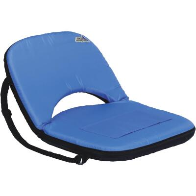 Rio Brands 17 In. W. x 14 In. H. x 17 In. D. Blue Chair Cushion