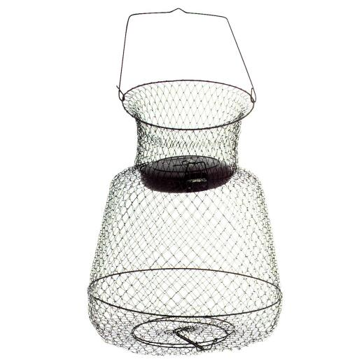 SouthBend 21 In. D. x 15 In. Dia. Floating Wire Fish Basket
