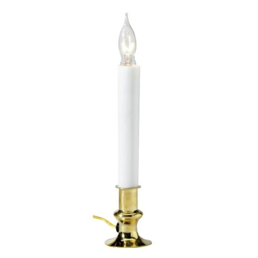 J Hofert Plastic Incandescent Electric Candle