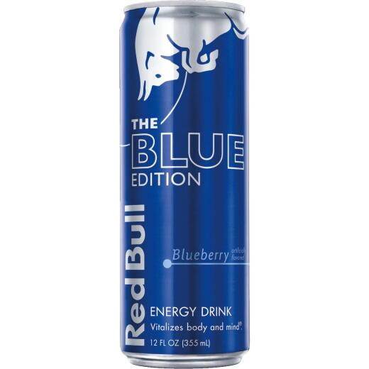 Red Bull 12 Oz. Blueberry Flavor Energy Drink